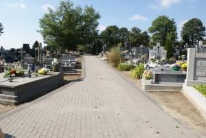 Cmentarz w Blichowie